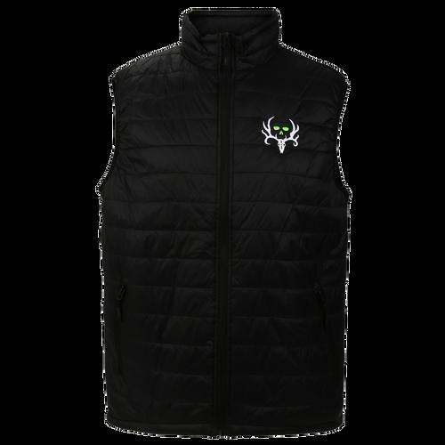 Men's BC Black Puffy Vest