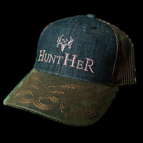 BC Hunt Her Denim Cap