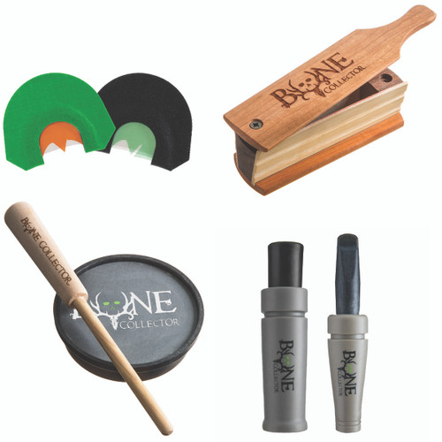 Bone Collector Waddys Buffet Turkey Call Kit BC160002 - Waddy Buffet