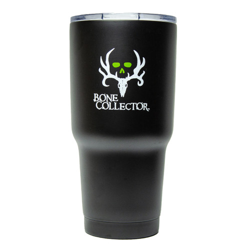 Bone Collector Tumbler 30oz Black