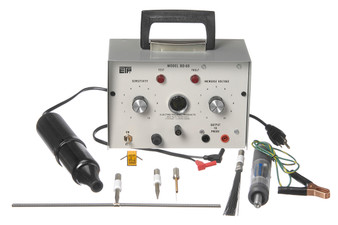 BD-60 Self Sensing Tank Lining Tester Kit with Peak Voltage Calibrator