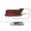 STI Grille Badge OEM
