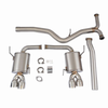 "Mishimoto Satinless Steel 3"" Cat Back Exhaust"