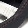 2015+ WRX Leather Stitched JDM Shifter Bezel (CVT)