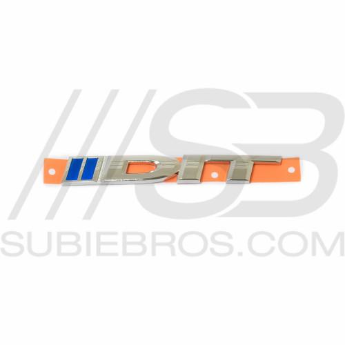 JDM FA20 DIT Badge