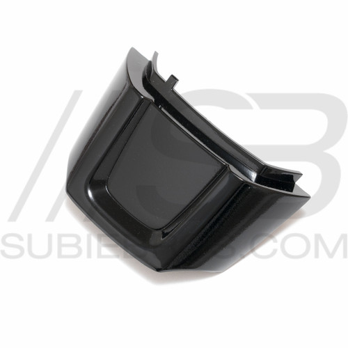Gloss Black Lower Steering Wheel Cover
