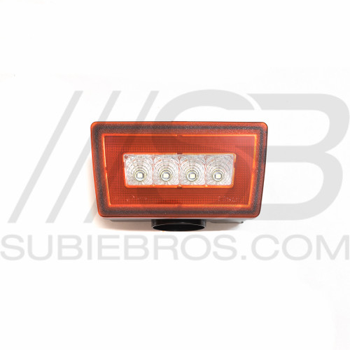 Multifunction Rear LED Fog Light (Red or Smoked)