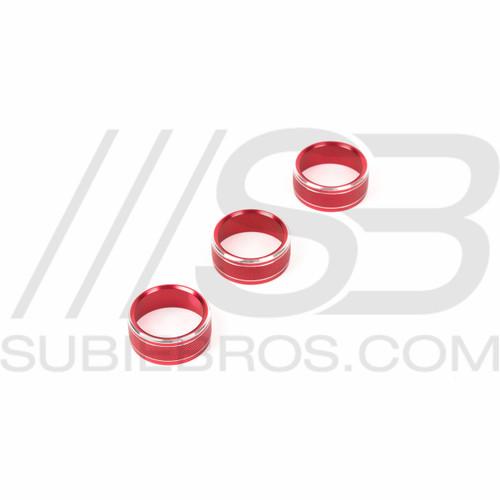 Subie Bros V2 Climate Control Knob Covers