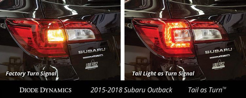 2015-2018 Outback Tail as Turn™ Module