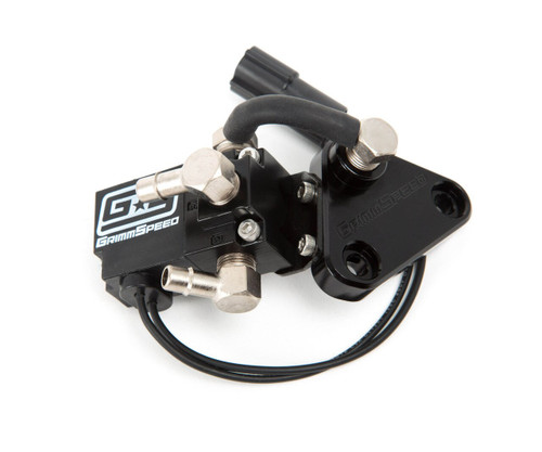 GRIMMSPEED ELECTRONIC BOOST CONTROL SOLENOID 3-PORT - 2015+ WRX/FA20