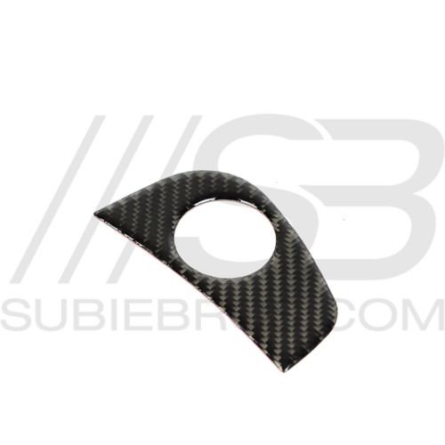 Carbon fiber ignition ring cover