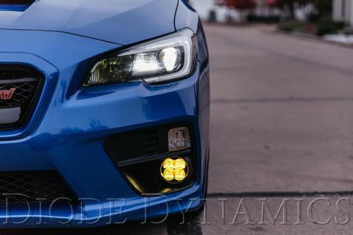 Diode Dynamics SS3 LED Fog Light Kit for 2015-2020 Subaru WRX (pre-order)