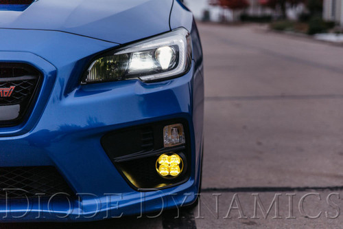 Diode Dynamics SS3 LED Fog Light Kit for 2015-2020 Subaru WRX