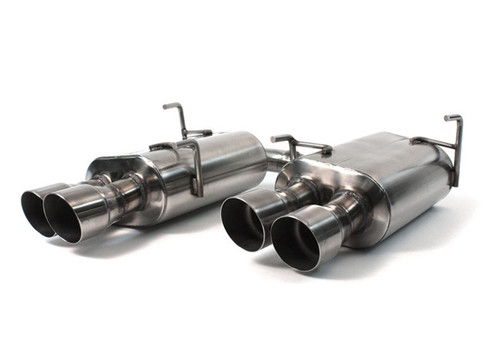 PERRIN Catback Exhaust for 2011-2020 WRX and STI Sedan