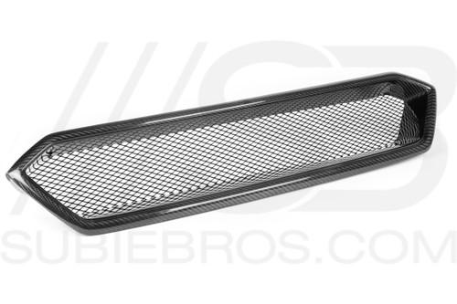 Subie Bros Carbon Fiber Grill (2018+ WRX/STI)