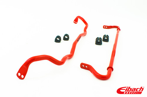 Eibach Sway Bar Kit (front and rear) 2-way adjustable 2015+ WRX/STI
