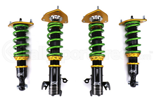ISC Suspension N1 Street Sport Coilover w/ Triple S Springs (Subaru WRX/STI 2015+)