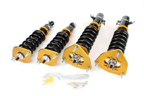 ISC Suspension N1 Ultra Low Street Sport Coilover Kit w/ 10k Springs (Subaru WRX/STI 2015-2020)