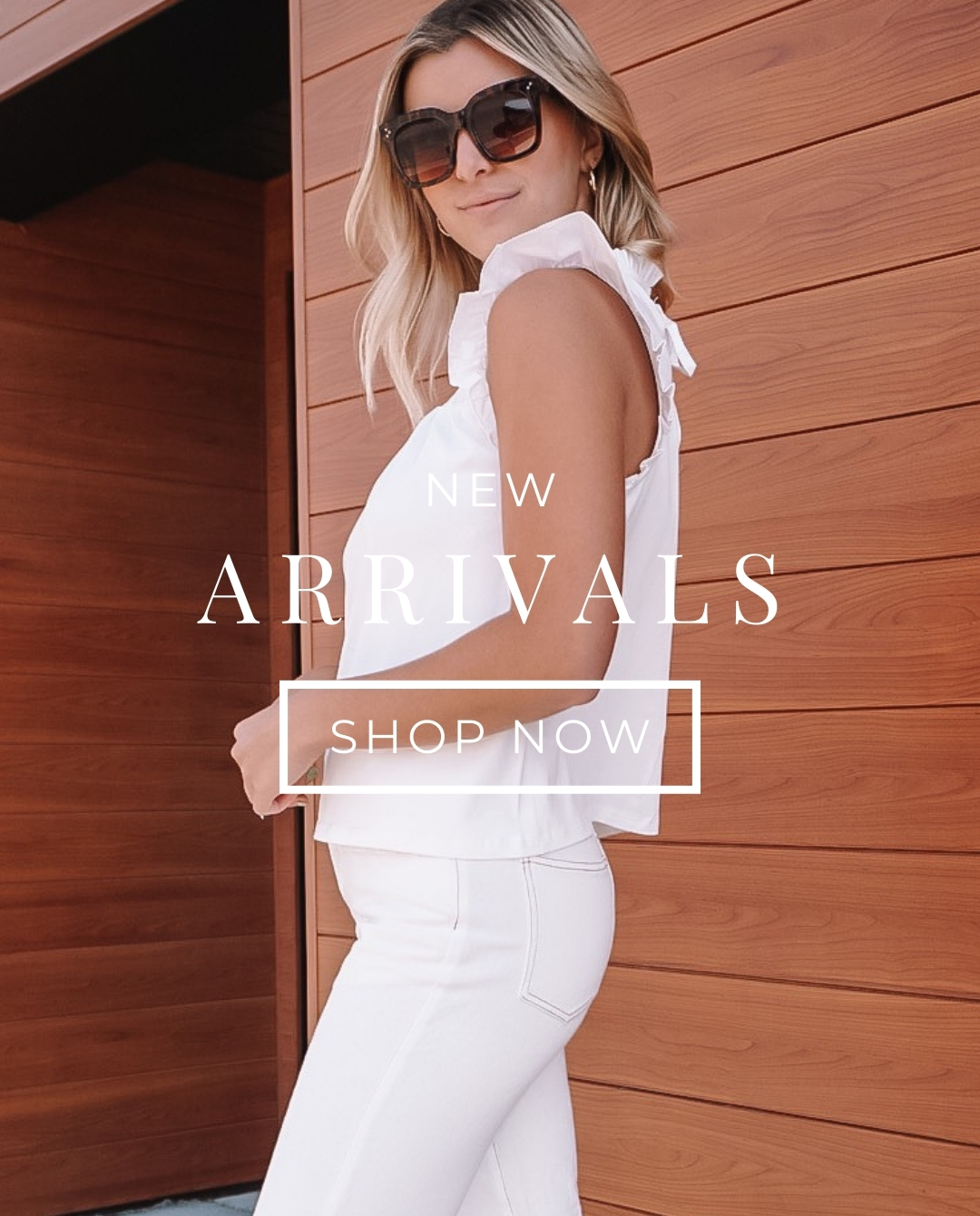 Shop New Arrivals Maxi Dresses, Sun Dresses, Skirts, Rompers, Tops, Shirts, Sweaters, Jackets, Denim, Leggings, Boots, Sandals, Jewelry, Handbags, Accessories