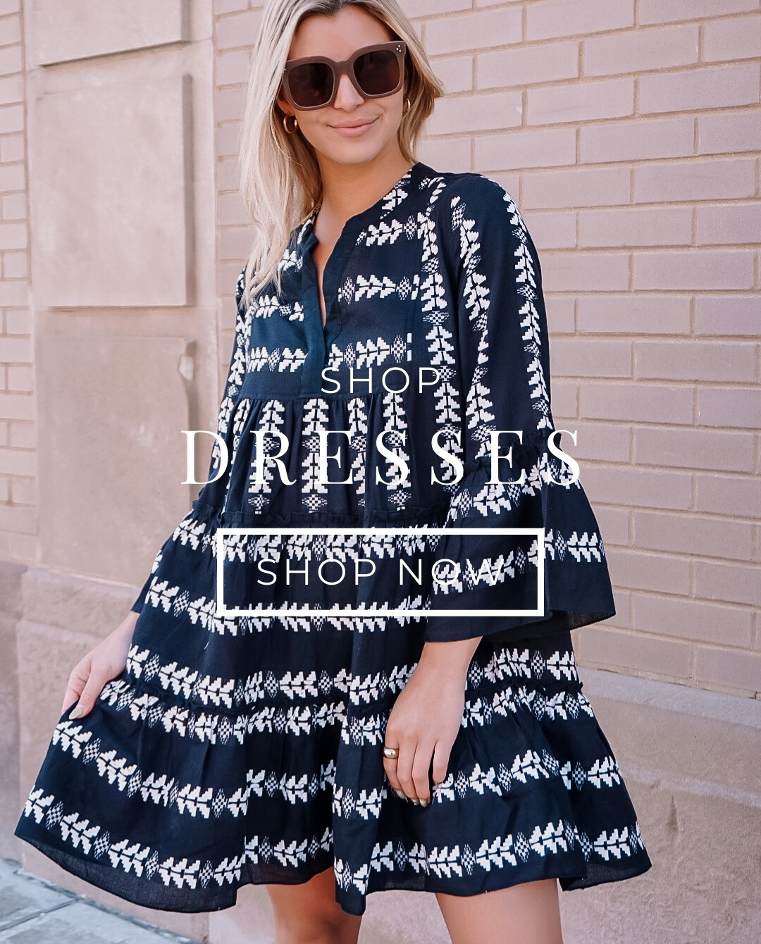 Shop trendy boutique dresses, midi dresses, maxi dresses, cocktail dresses, casual dresses, sun dresses, spring dresses