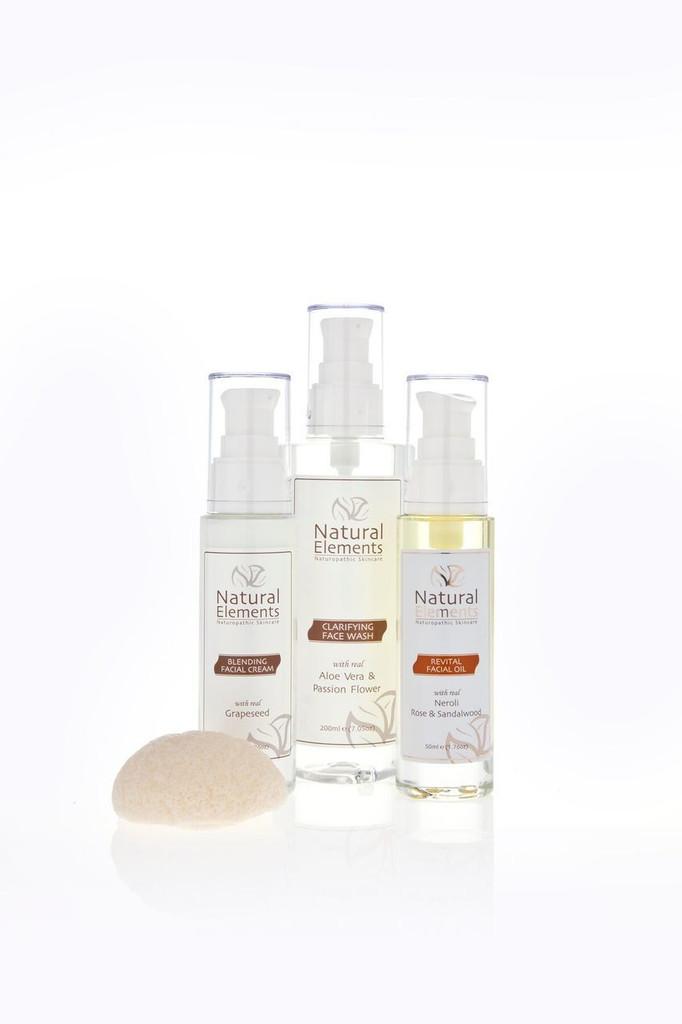 Revital WOW Plus Kit   older skin, sun or smokers damage