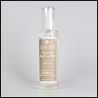 Face Wash for Sensitive Skin Prone to Allergies 200ml