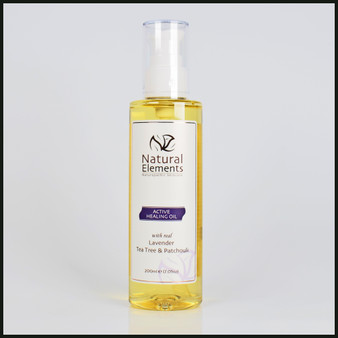 No: 8 Active Healing Oil 200ml {our hero oil for repair }