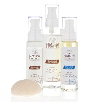 Balancing WOW Kit 4 item: Menopausal skin,Hormonal under the skin spots (out of balance)