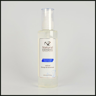 REHYDRATING Face Wash 200ml for Dry, Mature, Menopausal Skin