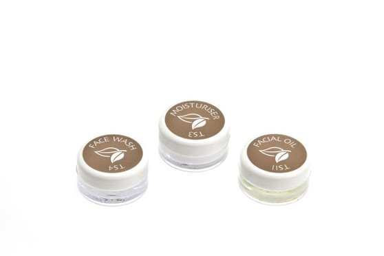 Sample Kit for Sensitive Allergen Prone Skin - Organic