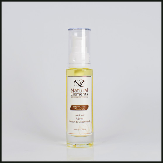 Hydrating Facial Oil Ideal for Sensitive Skin 50ml