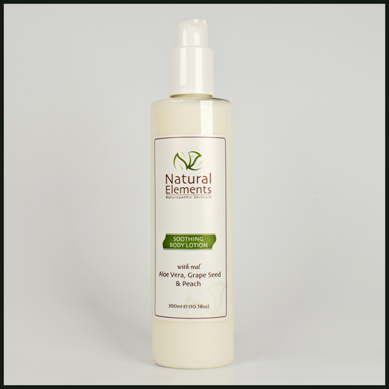 Soothing Body Lotion 300ml - Organic Aftersun Alternative