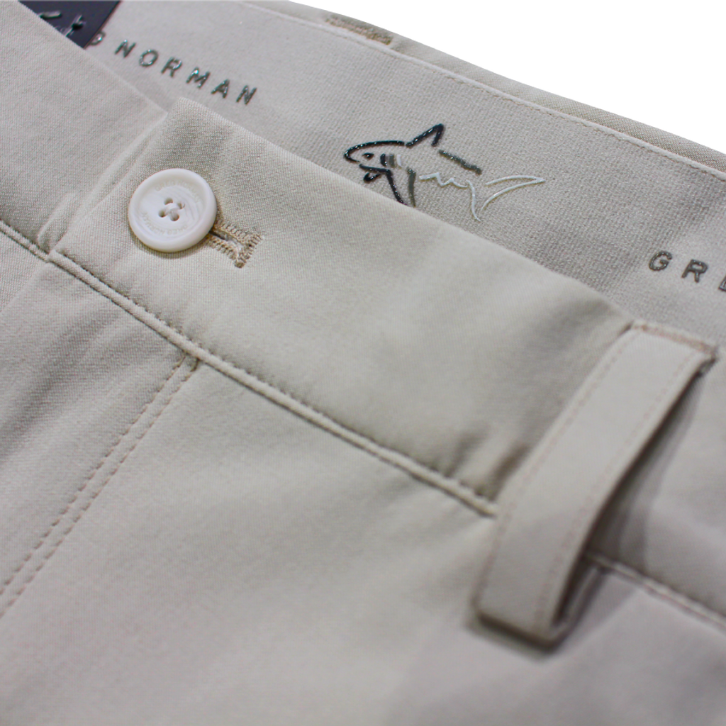 ML75 Microlux Stretch Pant waistband detail