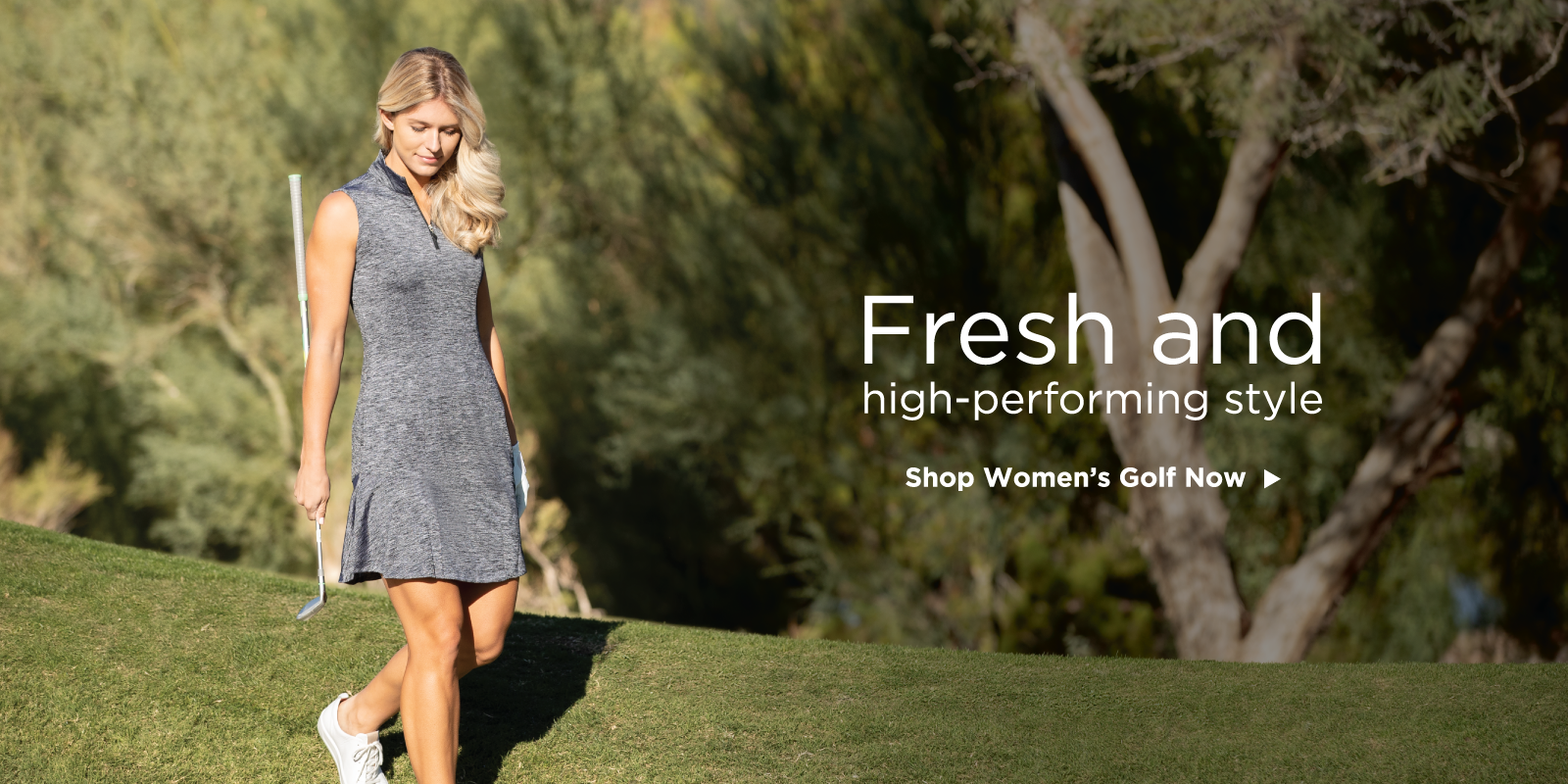 Fresh and high-performing style Shop Women's Golf Now