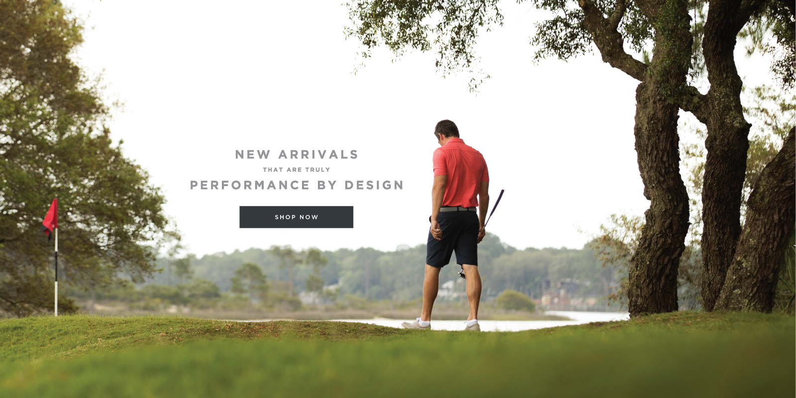 New Arrivals That Are Truly Performance By Design Shop Now