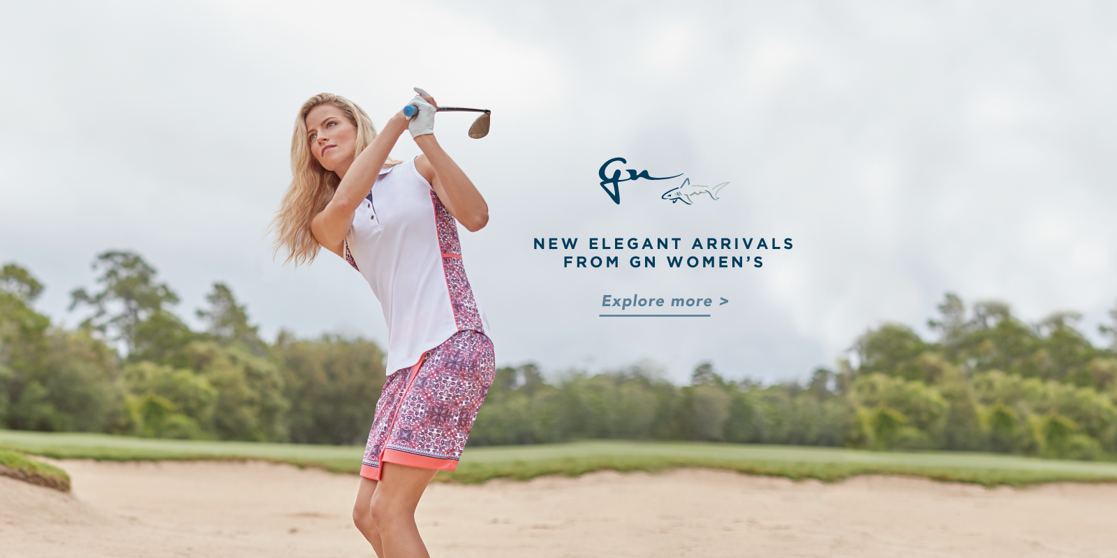 New Elegant Arrivals From GN Women's Explore More
