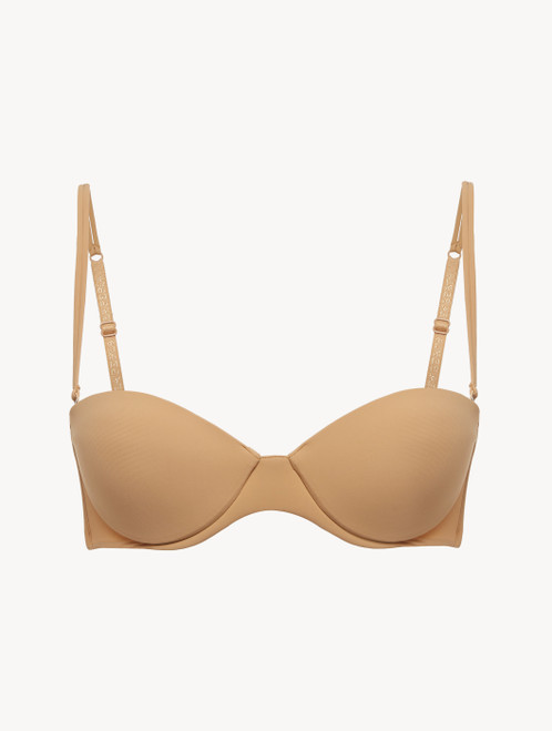 Bandeau-BH in Nude