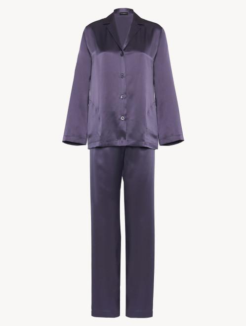 Pyjama in violett