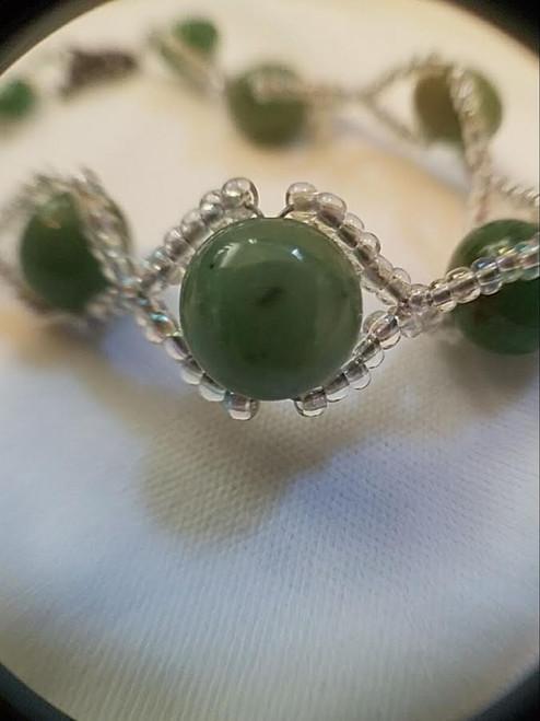 XOXO Green Aventurine Bracelet