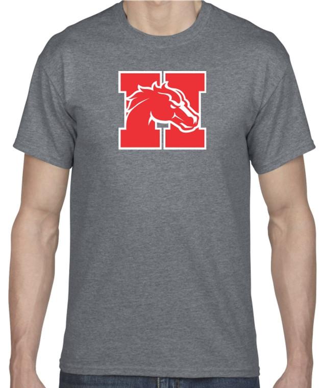 Graphite 50/50 Gildan T Shirt