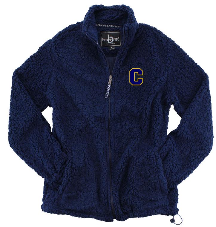 Clarkston Full Zip Sherpa Jacket