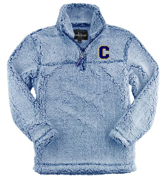 Clarkston 1/4 Sherpa Pullover