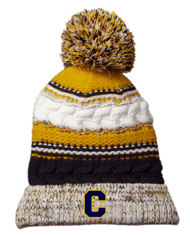 Clarkston Pom Team Beanie