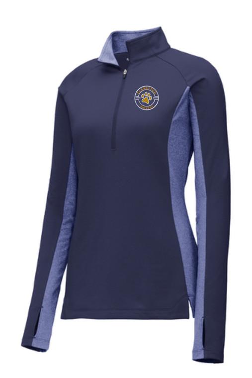 Clarkston Sport-Tek Ladies Sport-Wick 1/2-Zip Pullover