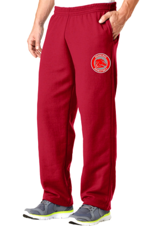 Holly Bronchos Basketball Team Travel Sweatpants [REQUIRED FOR VARSITY PLAYERS]