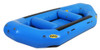 Otter 130 Self Bailing Raft by NRS - Angle