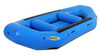 NRS Otter 140 Self Bailing Raft - Blue Angle