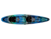 Tarpon 135T - Galaxy - Top | Western Canoe and Kayak