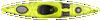 Tsunami 125 - Infinite Yellow - Top | Western Canoe and Kayak