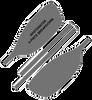Sherpa 4pc Straight Shaft Fiberglass